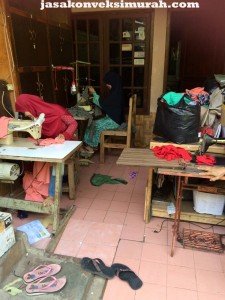 Jasa Konveksi Murah di Ceger Jakarta Timur