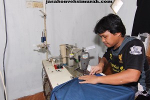 Jasa Konveksi Murah Pulo Gebang Jakarta Timur