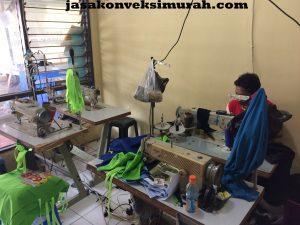 Jasa Konveksi Murah di Pasteur Bandung