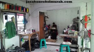 Jasa Konveksi Murah Pajajaran Bandung