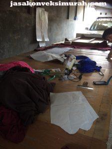 Jasa Konveksi Murah di Bangka Jakarta Selatan