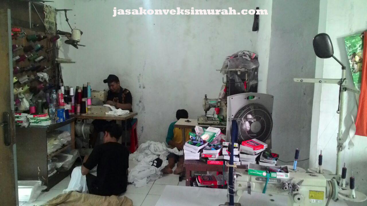 Jasa Konveksi Murah Jakarta Pusat