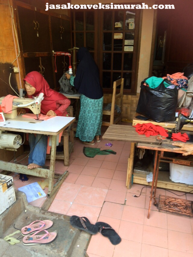 Jasa Konveksi Murah di Kampung Melayu