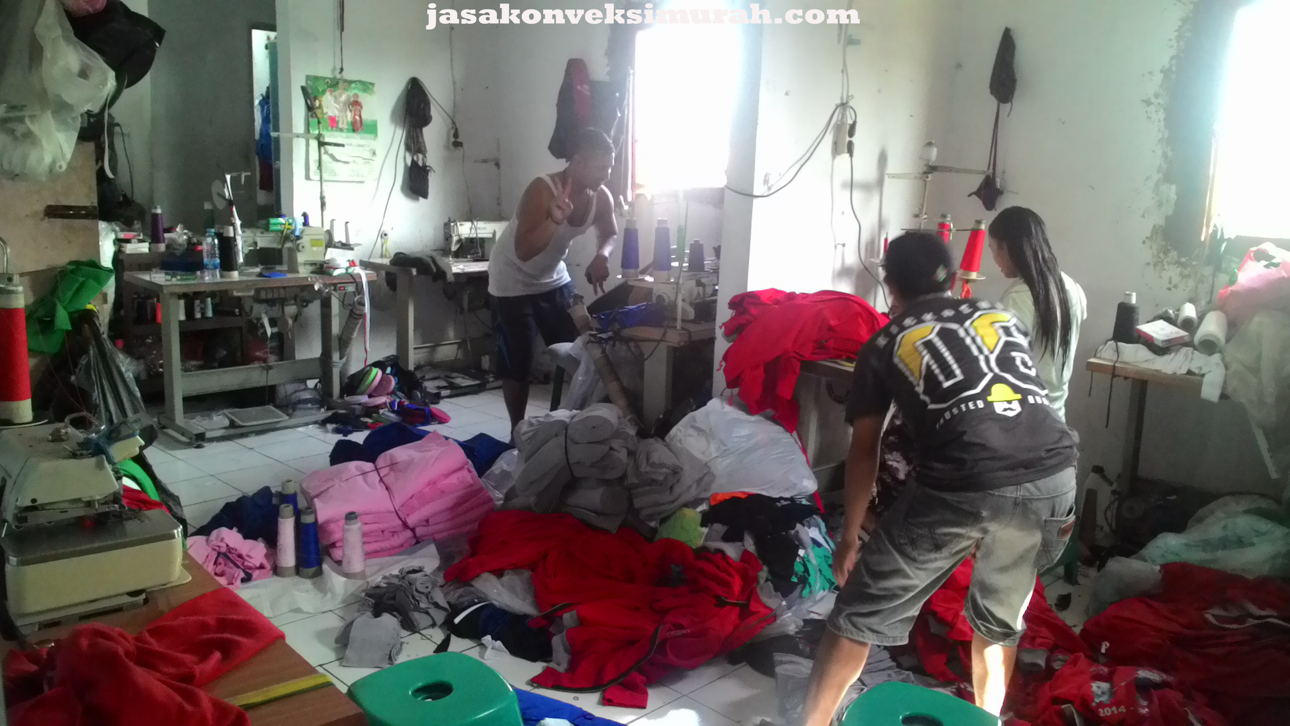 Jasa Konveksi Murah Taman Mini Jakarta Timur
