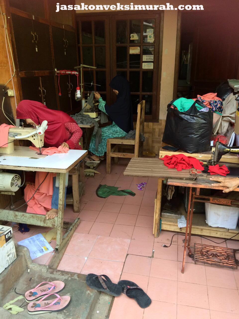 Jasa Konveksi Murah di Pasar Rebo Jakarta Timur
