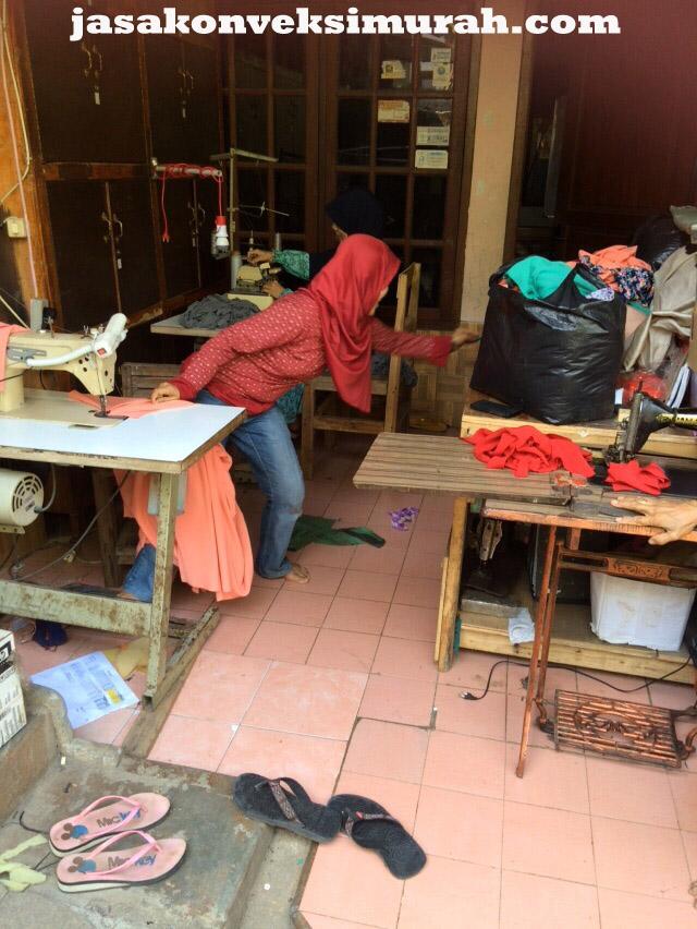 Jasa Konveksi Murah di Cilangkap Jakarta Timur