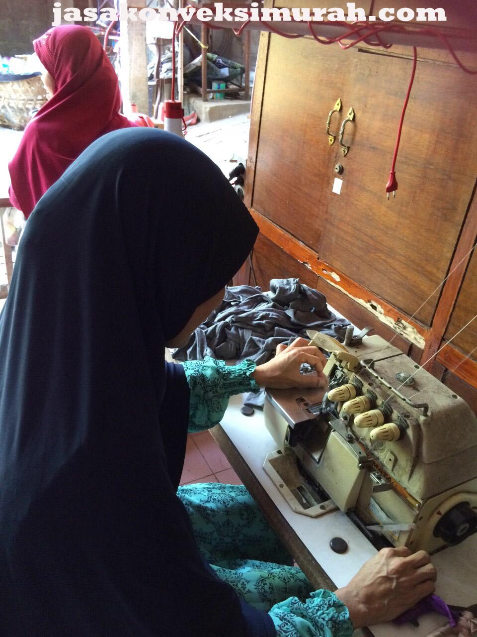 Jasa Konveksi Murah di Pekayon Bekasi
