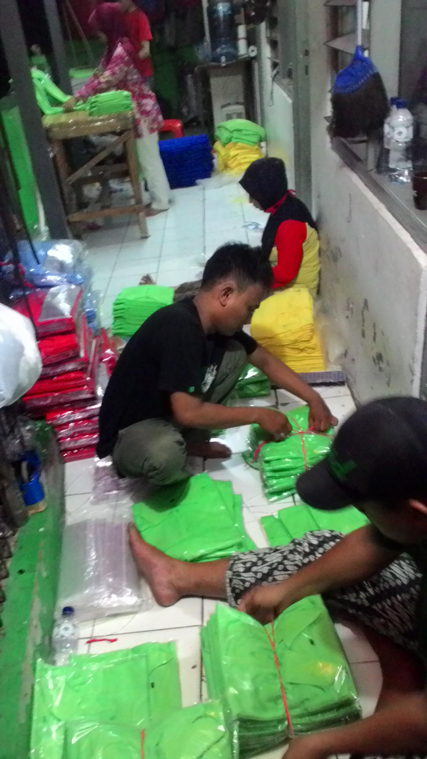 Jasa Konveksi Murah di Waltermonginsidi Jakarta Selatan