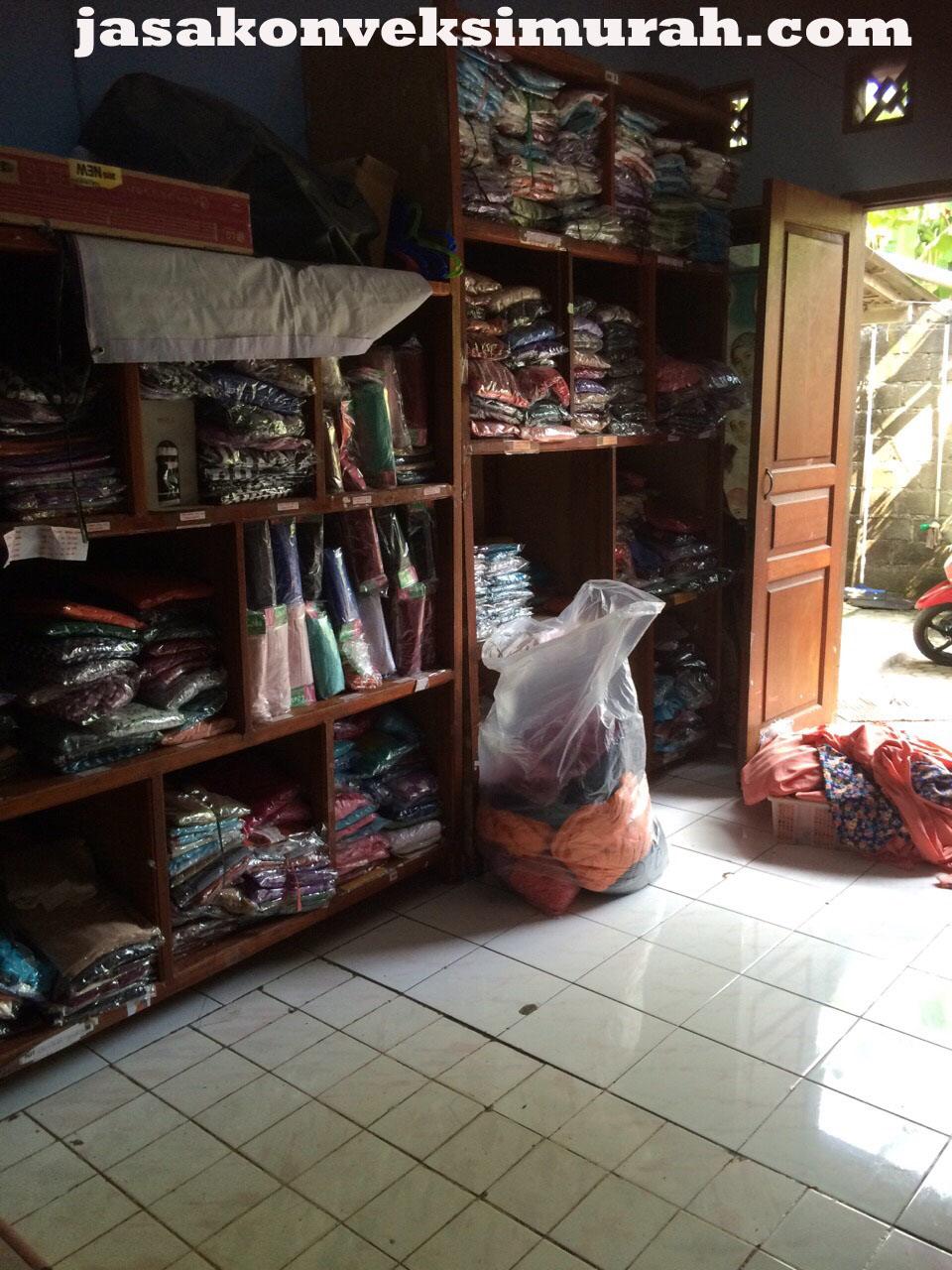 Jasa Konveksi Murah di Pancoran Jakarta Selatan