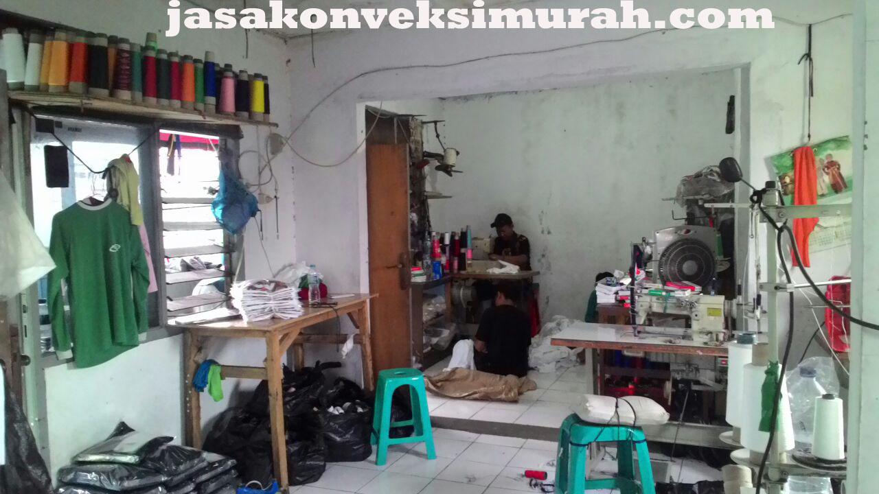 Jasa Konveksi Murah Pulomas Jakarta Timur