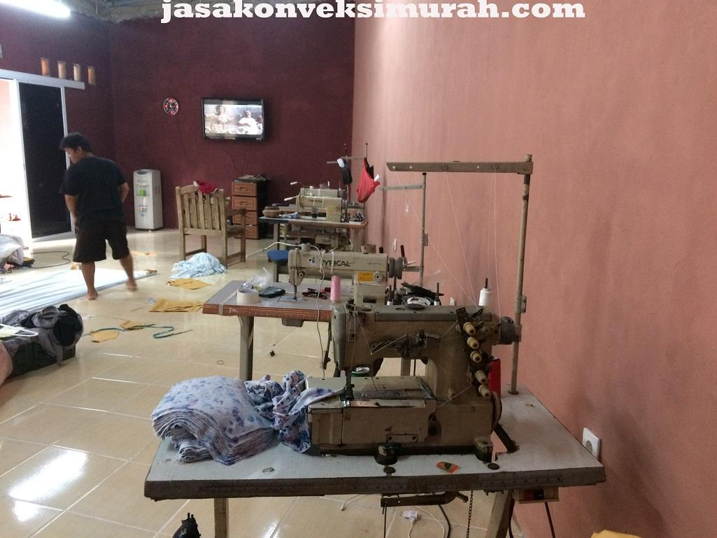 Jasa Konveksi Murah Dharmawangsa Jakarta Selatan