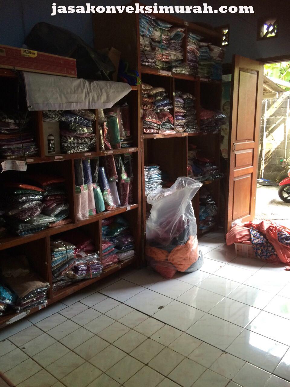Jasa Konveksi Murah di Tirtayasa Jakarta Selatan