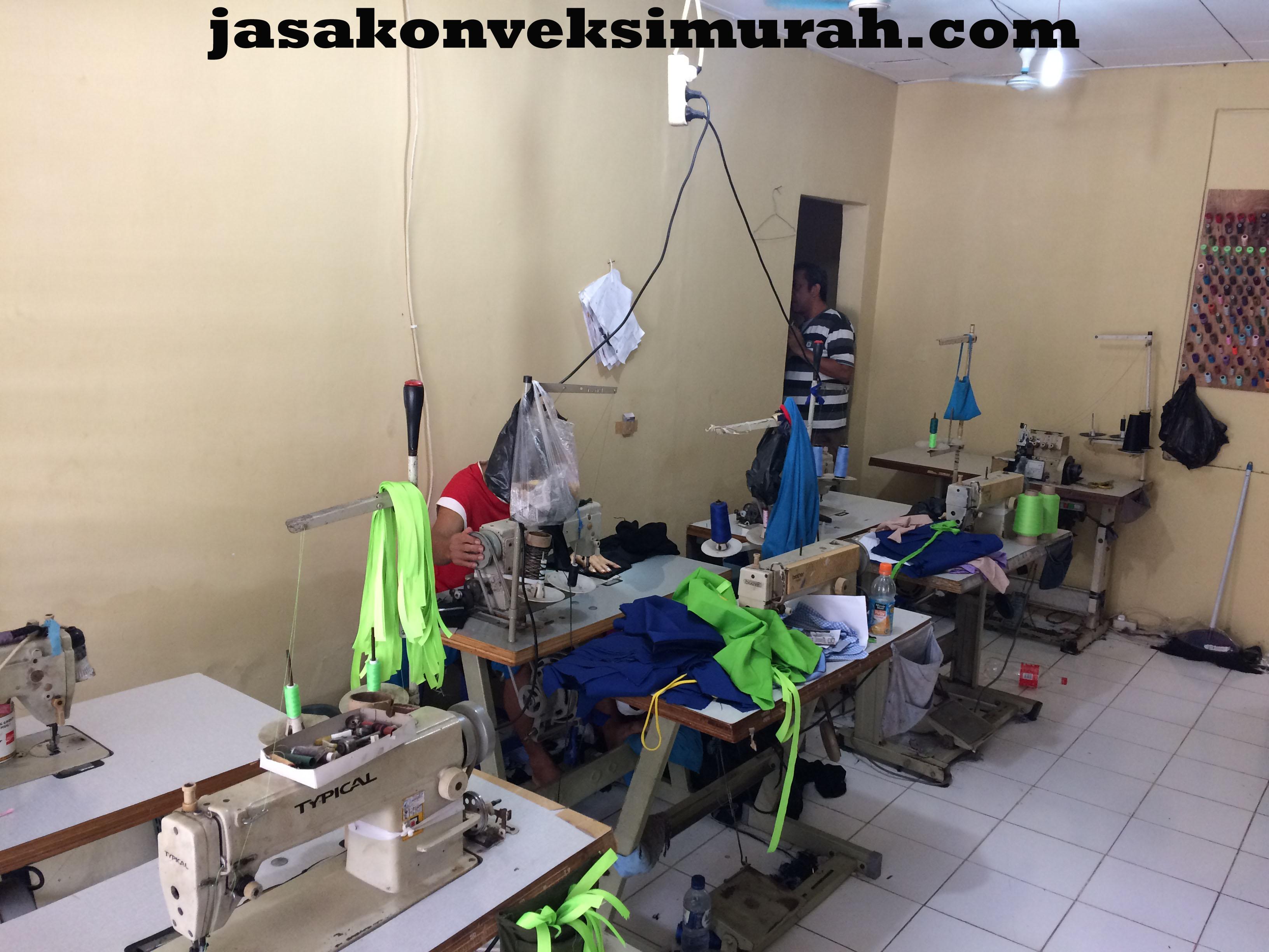 Jasa Konveksi Murah Condet Jakarta Timur