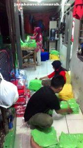 Jasa Konveksi Murah Senen Jakarta Pusat