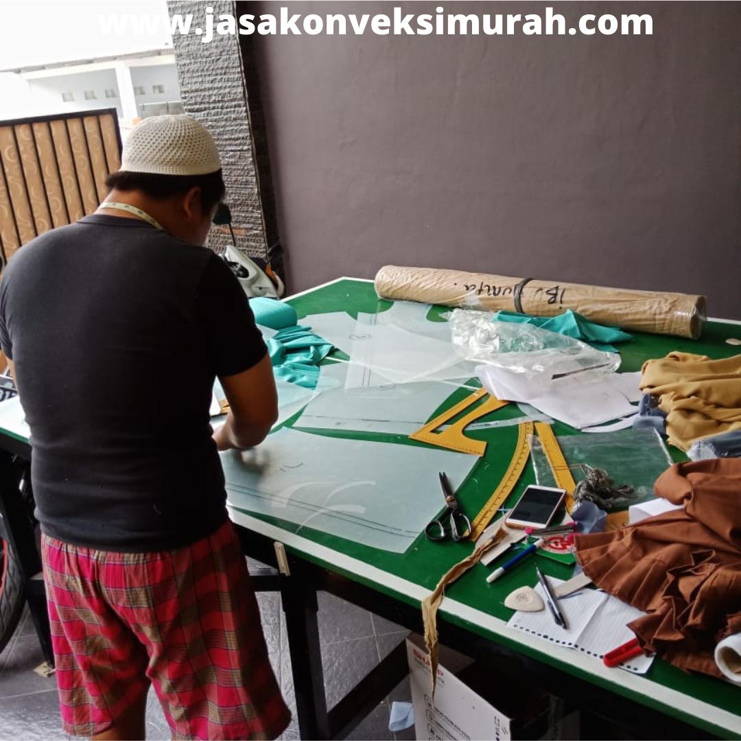 Jasa Konveksi Murah di Ciganjur Jakarta Selatan